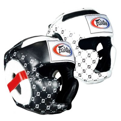 Шлем Fairtex NEW SUPER SPARRING HG10