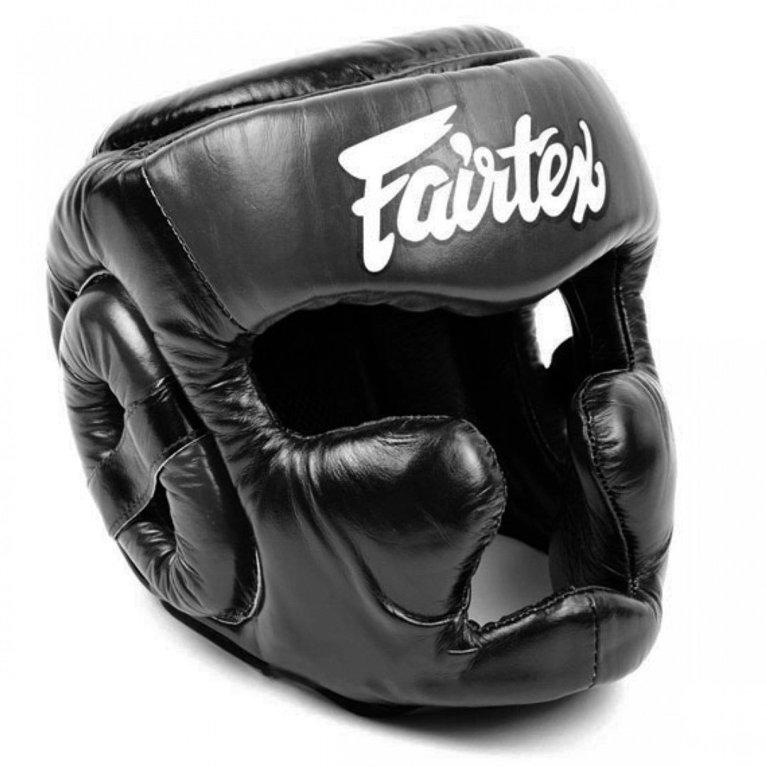 Шлем Fairtex FULL PROTECTION HG13