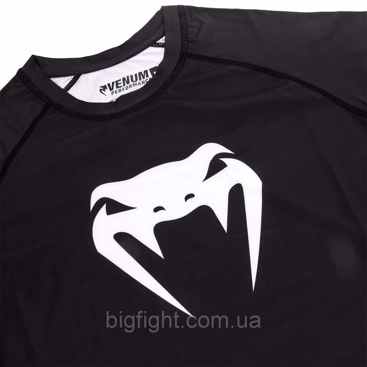 Компрессионка VENUM CONTENDER 3.0 COMPRESSION T-SHIRT - SHORT SLEEVES