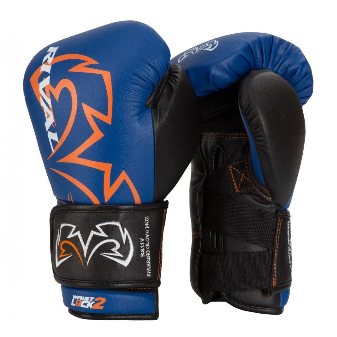 Перчатки RIVAL EVOLUTION SPARRING GLOVES 14 ун