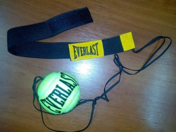 Файт бол Everlast. Fight Ball